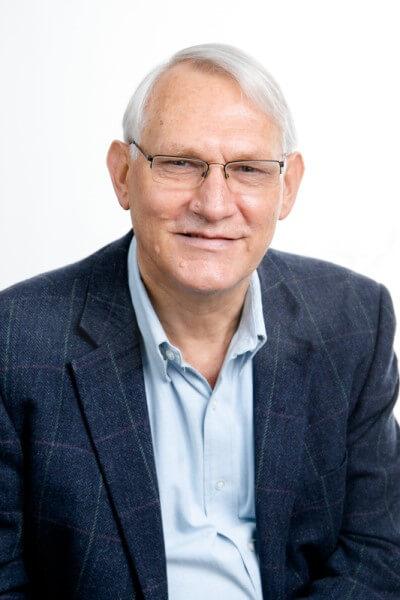 Dr James A Robertson